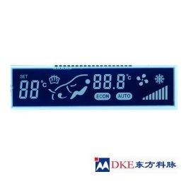 车载空调LCD液晶显示屏(DKE0026)