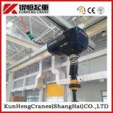 悬臂式智能提升机 组合式智能提升机 折臂式旋臂起重机 悬臂吊
