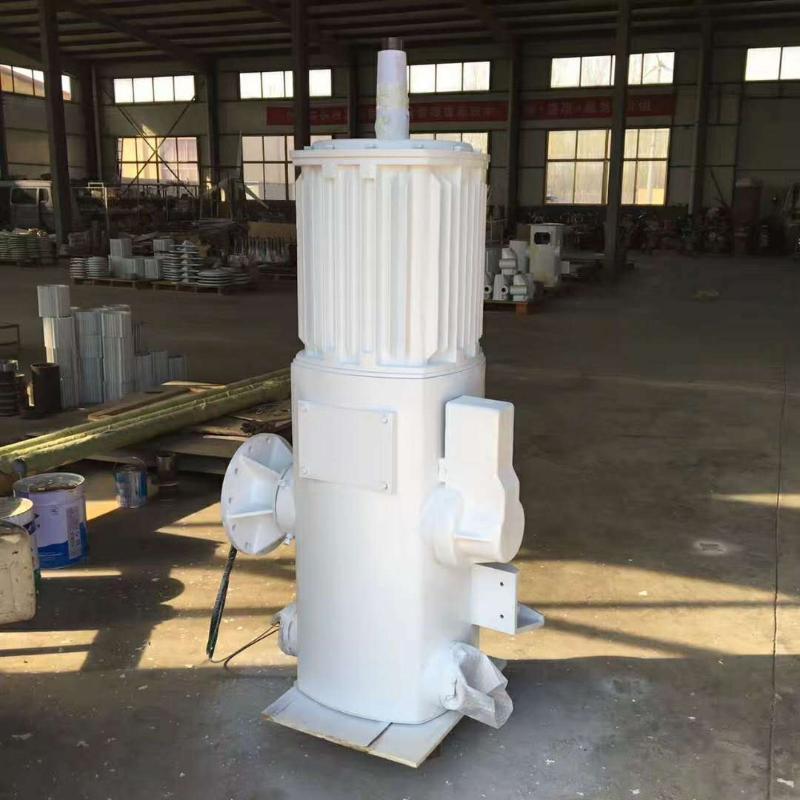 厂家直销环保节能低风速2000W三相交流永磁风力发电机