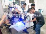 六軸聯動機器人鐳射焊接機 光纖鐳射焊接機 正信鐳射