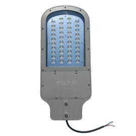led搓衣板路灯 户外太阳能灯外壳 30W40W压铸搓衣板路灯外壳成品
