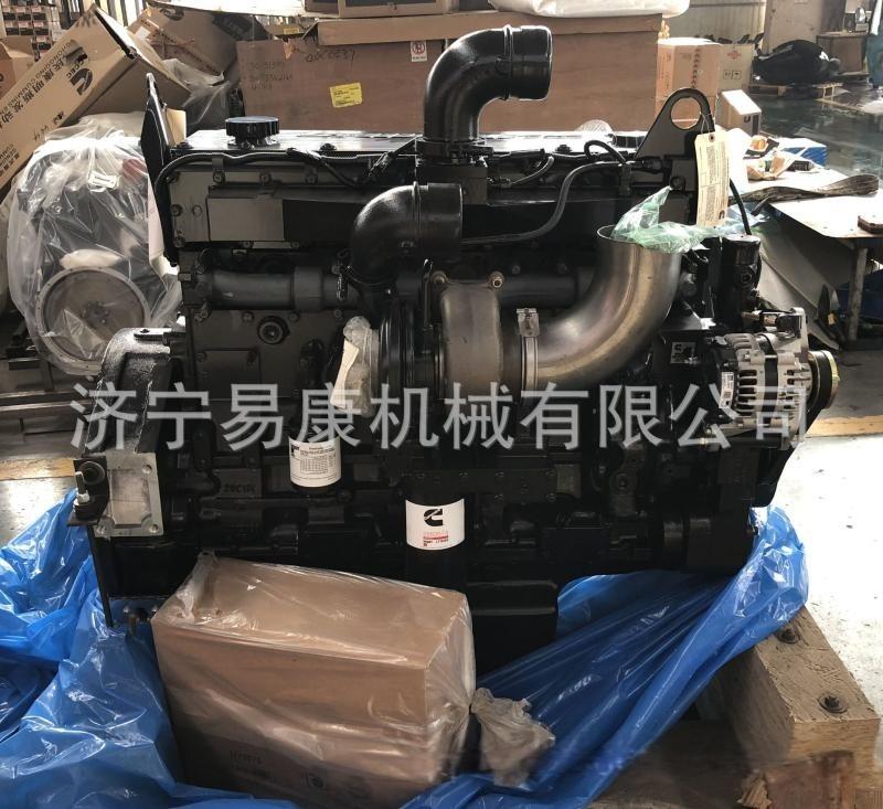 山重建機挖掘機康明斯QSM11全新發動機再製造翻新發動機