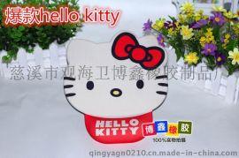 2014新款hello kitty 硅胶护腕鼠标垫批发