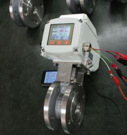供应中文数显LCD手操器远程电动阀FC14A电动执行器模块阀门控制器电动阀门的驱动装置PZ-10电动执行器电动V型调节球阀(不锈钢)高温高压生产商的销售价格