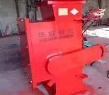 管道式自卸除铁器|超能多用型除铁器设备|潍坊华耀磁电除铁器生产基地
