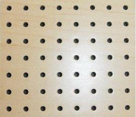 木质冲孔板中纤板广州番禺冲孔厂加工