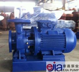 卧式管道离心泵,ISW型单级卧式管道离心泵