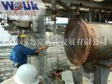 江蘇鹽城熱交換器清洗專用高壓清洗機沃力克WL3521廠家直銷