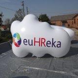 pvc白雲異形升空氣球