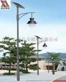 太阳能路灯庭院灯道路灯6米 小区LED太阳能路灯 街道照明路灯40w