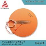 三信 矽橡膠電加熱墊/片/板/器 器皿底部發熱片 工廠直供