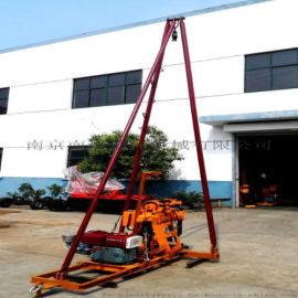 水泵一体钻机,1-200米勘探钻机