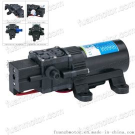 出口欧美品质 直流12V 24V高压隔膜泵洗车泵