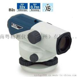 梅州索佳B30B4O水准仪原装进口自动安平水平仪