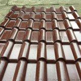 树脂瓦pvc塑钢瓦塑料琉璃瓦屋面屋顶瓦片厂家直销