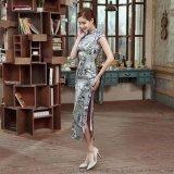 宝安(西乡、公明、石岩)旗袍店短款真丝中长款旗袍