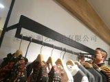 商場 不鏽鋼 鐵藝 櫥窗展示貨架