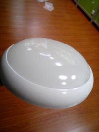 防水吸顶灯ip65外壳套件防尘防潮吸顶灯塑料外壳卫生间LED浴室