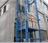 启运热卖重庆导轨式升降货梯 万盛区汽车电梯  双桥区简易货梯