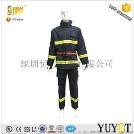 深圳优亿 厂家供应消防员灭火战斗服