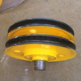 华工起重供应出售5t轧制滑轮组 抓斗吊钩用滑轮组 起重滑轮组