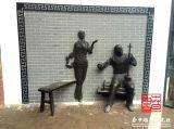 合肥铸铜雕塑厂家定制安徽人物浮雕设计制作厂家