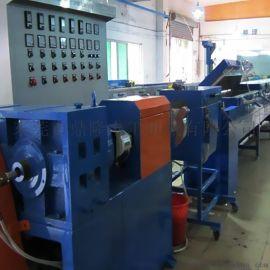 鼎隆卧式硅胶管挤出机设备