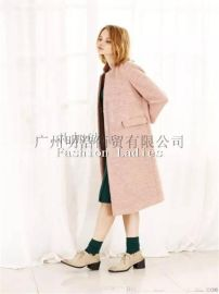 水云间品牌库存尾货批发找广州明浩女装公司