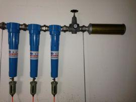 矿用避难硐室供氧系统