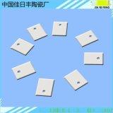 MOS三極體IGBT大功率散熱片 氧化鋁陶瓷片 1*20*25導熱絕緣片廠家