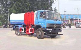 145自裝卸式垃圾車|掛桶垃圾車|9方垃圾車