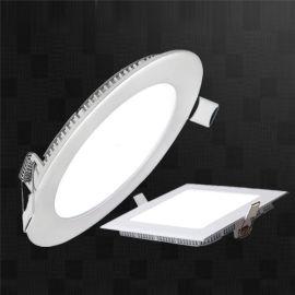LED面板灯 暗装厨卫吸顶灯 跨境吸顶灯 筒灯 装饰灯 led面板灯