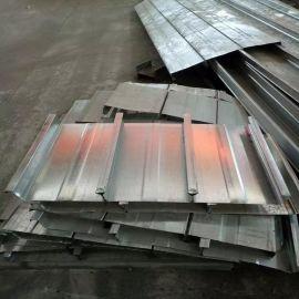 胜博 YXB65-185-555型闭口式楼层板0.7mm-1.2mm厚 Q235邯钢镀锌压型楼板 唐钢高强度高镀锌楼承板