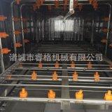 不銹鋼高壓噴淋洗箱機 塑料筐清洗機廠家