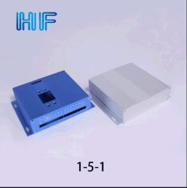 GPRS外壳铝盒控制盒子转换器铝壳控制器外壳