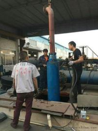 下吸式潜水泵厂家大流量下吸式潜水泵价格