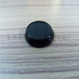 黑色圆形防滑垫  黑色防震脚垫  环保防震垫