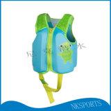 厂家订做儿童安全救生衣浮力背心涉水安全器材