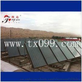 同心太阳能热水工程在新疆