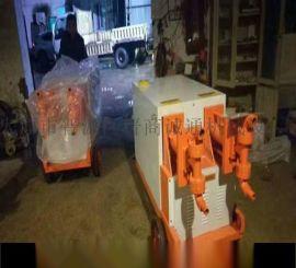 河北邢台市广西柳州井巷液压砂浆泵