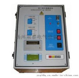 GTBP-II全自动抗干扰介质损耗测试仪
