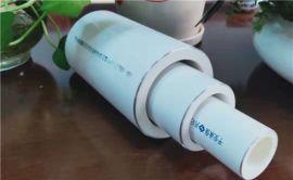铝合金衬塑PE-RT II型复合管