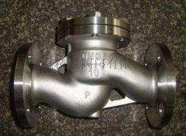 不锈钢H41H/W升降式止回阀