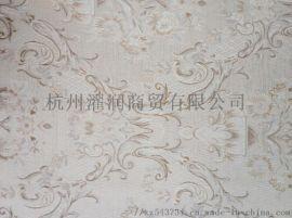 無縫牆布是什麼做的 紹興牆布廠 新款蠶絲無縫牆布