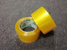 封箱胶带 5cm宽6.0um厚 透明胶带 封箱带