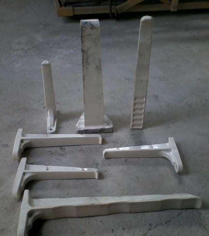 预埋式玻璃钢模压电缆支架制作工艺