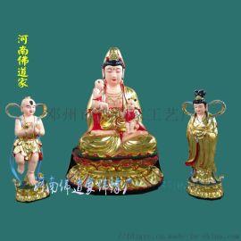 十二老母神像 观音老母神像厂家 河南送子观音