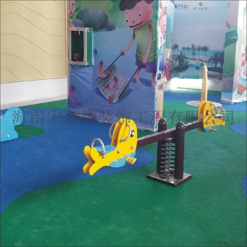 三元乙丙塑胶地板,海口幼儿园地坪,海南宏利达