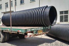 湖南HDPE缠绕结构壁b型克拉管使用注意问题介绍