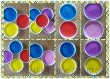 兒童遊樂園用40-80目 80-120目天然彩砂